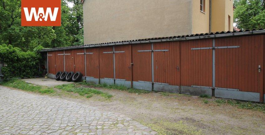 vermietete Garagen