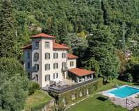 MAGNIFICENT PRIVATE ESTATE WITH STATELY VILLA AND POOL