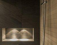 Details der Dusche