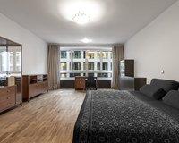Sehr großes Schlafzimmer