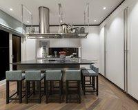 Offener Essbereich direkt bei der Küche