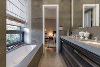 Luxus Schlafzimmer im Pool Penthouse Berlin-Tiergarten