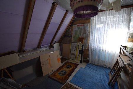 Nicht ausgebautes Zimmer im OG