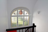 Treppenaufgang Fenster