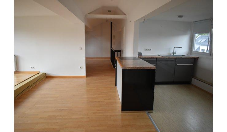 Küche/ Wohnbereich