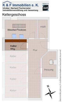Grundriss-Keller
