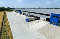 Berlin Logistikfläche 4.800 m² im GVZ 14979 Süd-Großbeeren wassergefährdende Stoffe WGK 3 möglich
