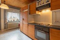 Küche / Zimmer im Dachgeschoss