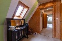 Zwischenraum im Dachgeschoss