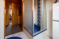 Duschbad im Dachgeschoss