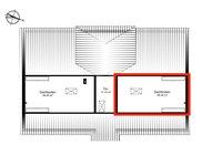 Dachgeschoss Wohnung 8