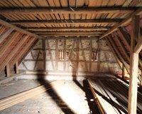 Scheune-Dachgeschoss