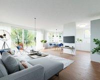 Wohnraum (visualisiert)
