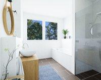Badezimmer (visualisiert)