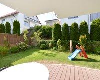 Terrasse-Garten