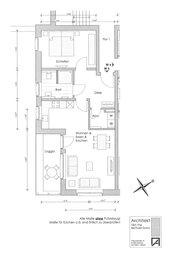 Plan - Wohnung