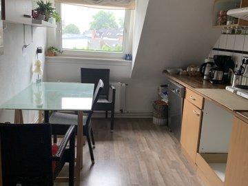 Küche, Ansicht 1