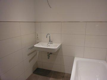 Badezimmer Obergeschoss, Ansicht 3