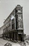 Straßenansicht,historisch
