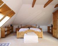 Wohn-Schlafzimmer im OG