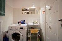 Bad mit Waschmaschine ELW