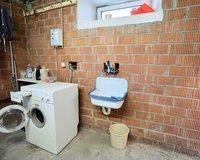 Wasch- und Trockenraum