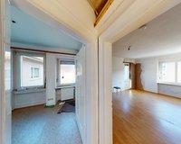 Küche und Zimmer nach Südosten Radolfzell-Innenstadt