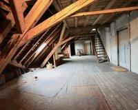 Dachboden Altbau
