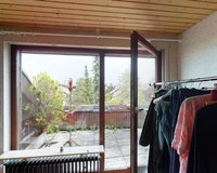 Zimmer mit Balkon im DG