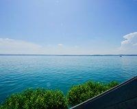 Ansicht auf den Bodensee