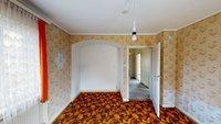 Zimmer mit Schrankecke