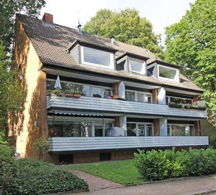 Jetzt neu: Wohnung zur Miete in Hamburg