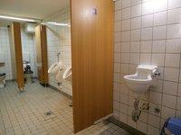 Toilettenanlage Gaststätte