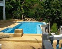 Am Pool