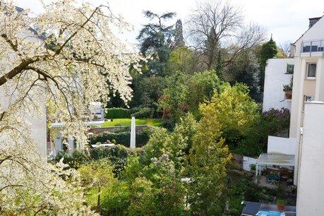 Blick in die Gärten