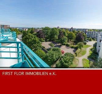 Fernsicht vom Balkon