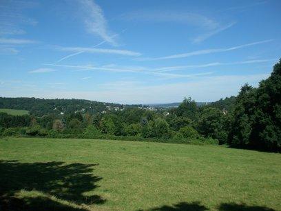 Blick auf Godesberg