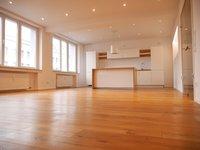 Wohn-/Essbereich mit offener Küche