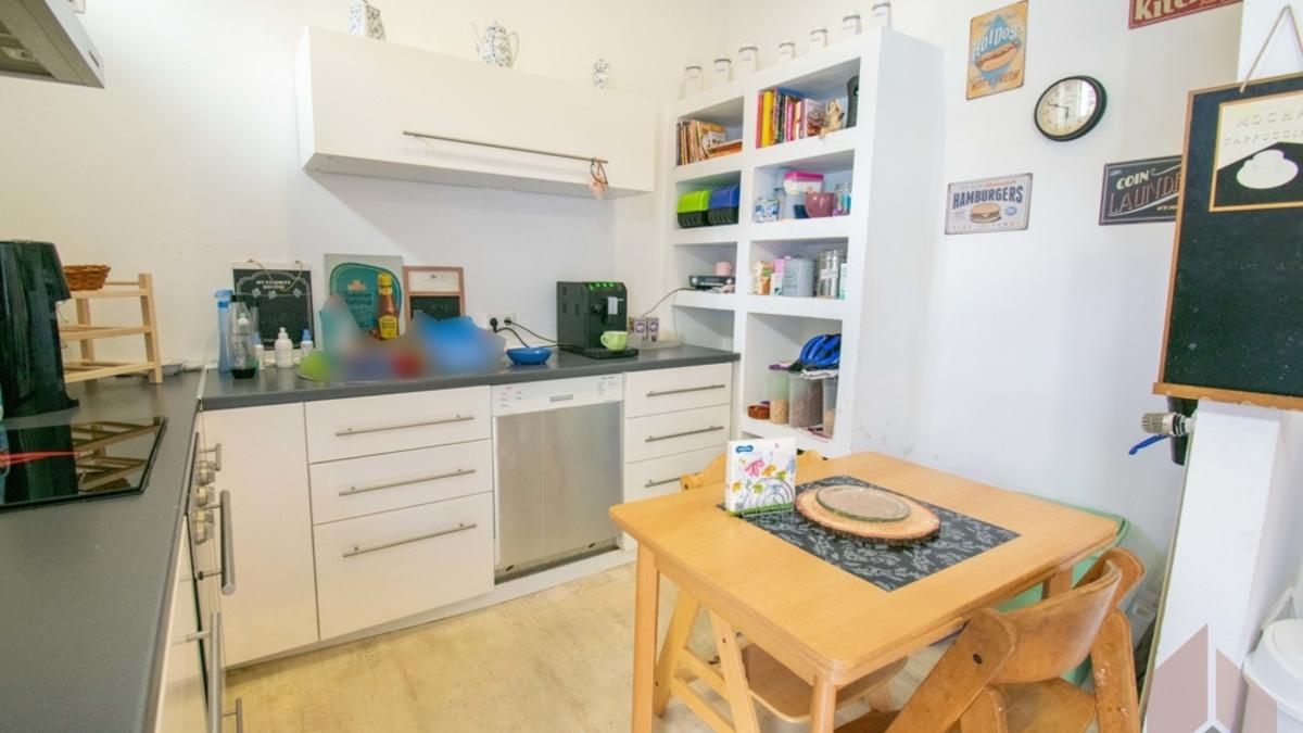 Wg 2: Küche