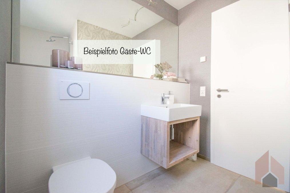 Beispielfoto Gäste-WC