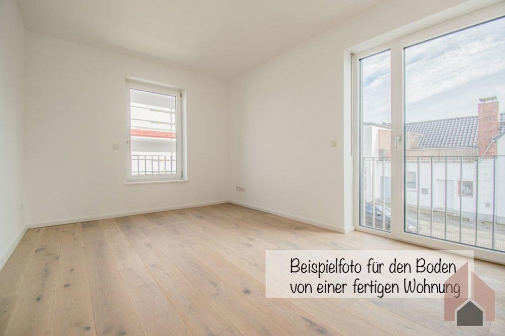 Beispielfoto Schlafzimmerboden