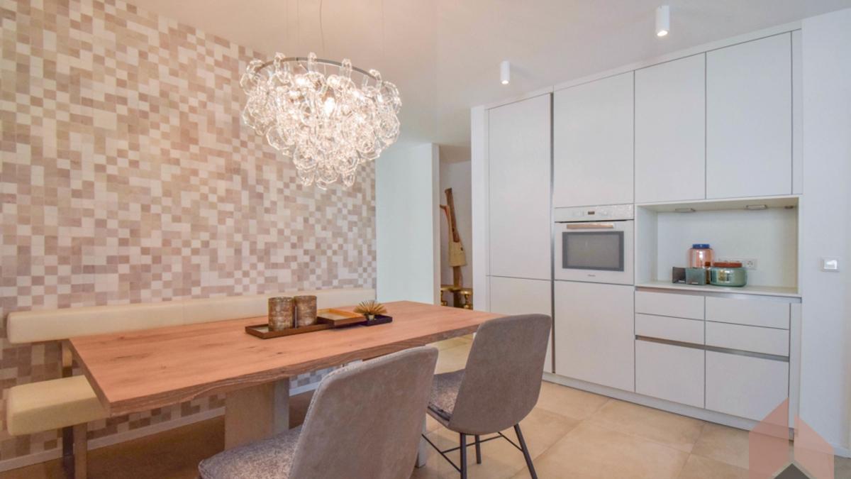 Beispiel Küche/ Esszimmer