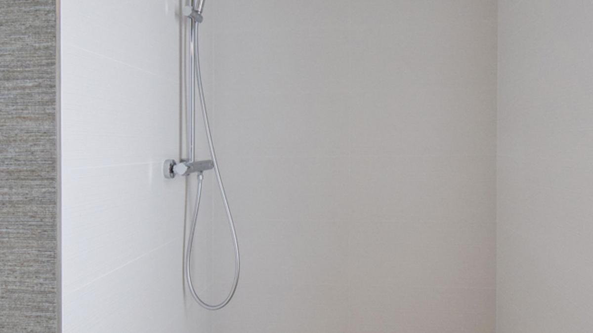 Beispiel Dusche Kinderbad