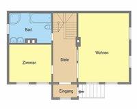 Erdgeschoss/Hochparterre