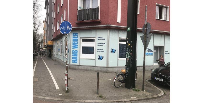 Gebäudeansicht links