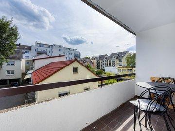 Süd-Balkon