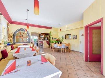 Gaststätte  mit Zugang
