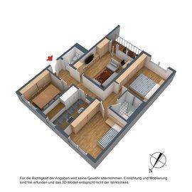 3-D Grundriss