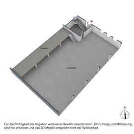 3D Grundriss EG Garagen