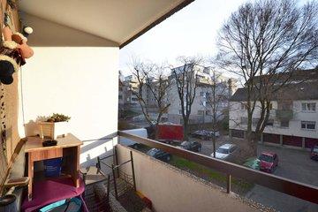 sonniger Süd-Balkon